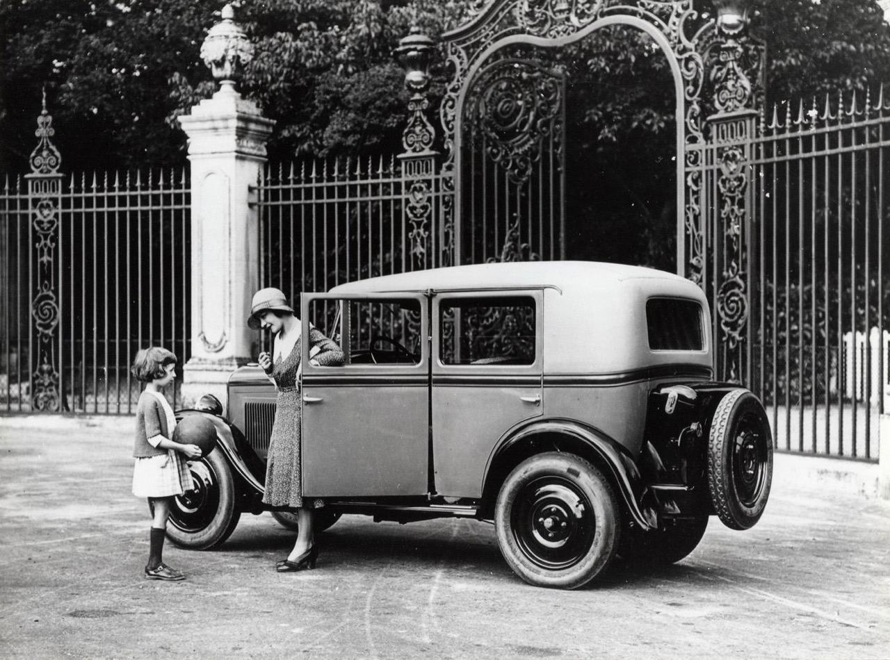 Peugeot 201 - foto storiche