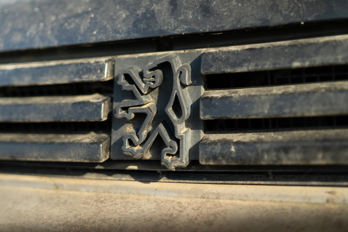 Peugeot 205 GTI - Restauro