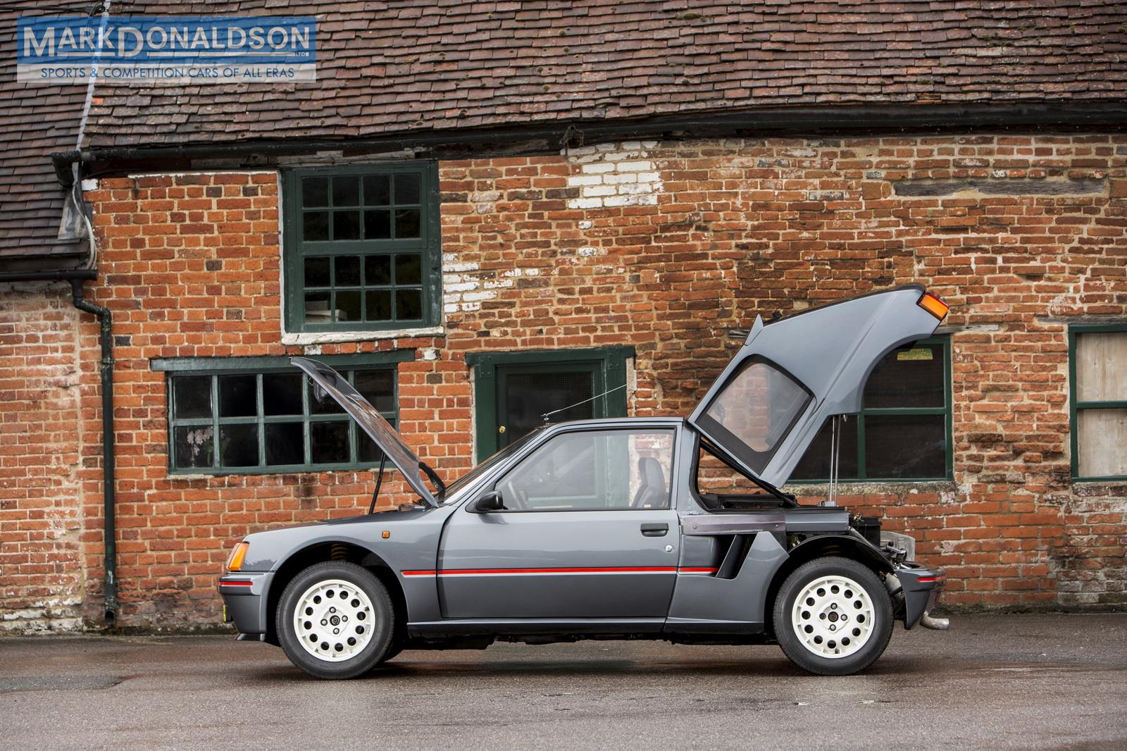 Peugeot 205 Turbo 16 2 10