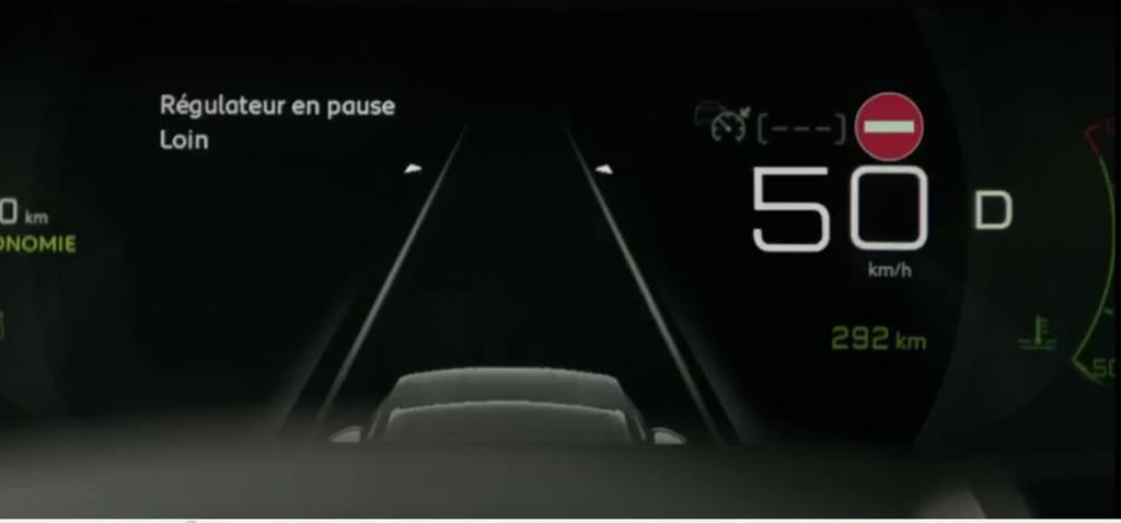 Peugeot 208 2020 - ADAS
