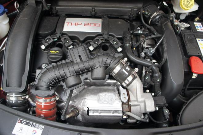 Peugeot 208 GTi - Primo contatto