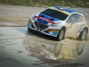Peugeot 208 R5 e R2: test su sterrato