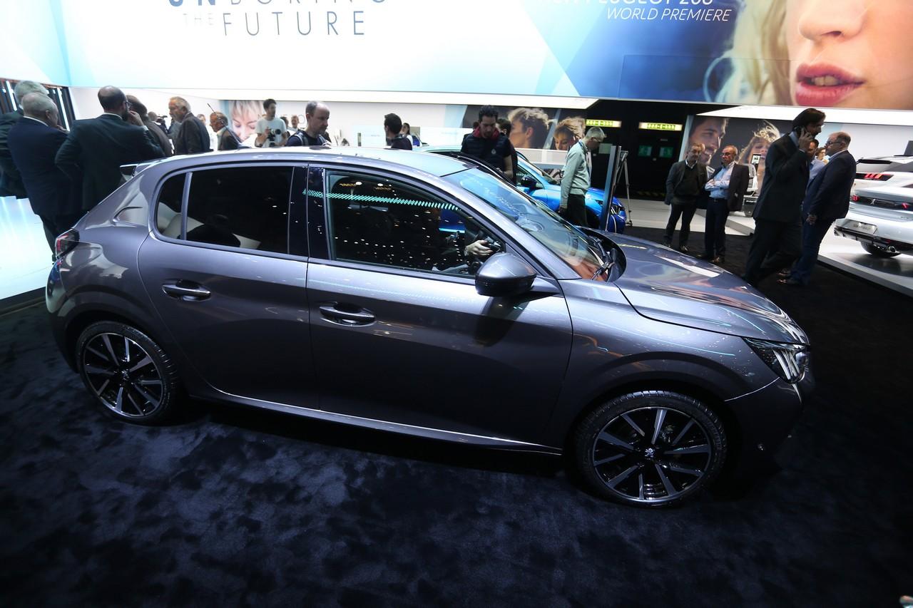 Peugeot 208 - Salone di Ginevra 2019