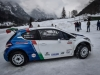Peugeot 208 T16 e Paolo Andreucci - Ice Rosa Ring