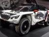 Peugeot 3008 DKR - Salone di Parigi 2016