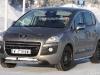 Peugeot 3008 Hybrid4 - Foto spia 14-02-2011