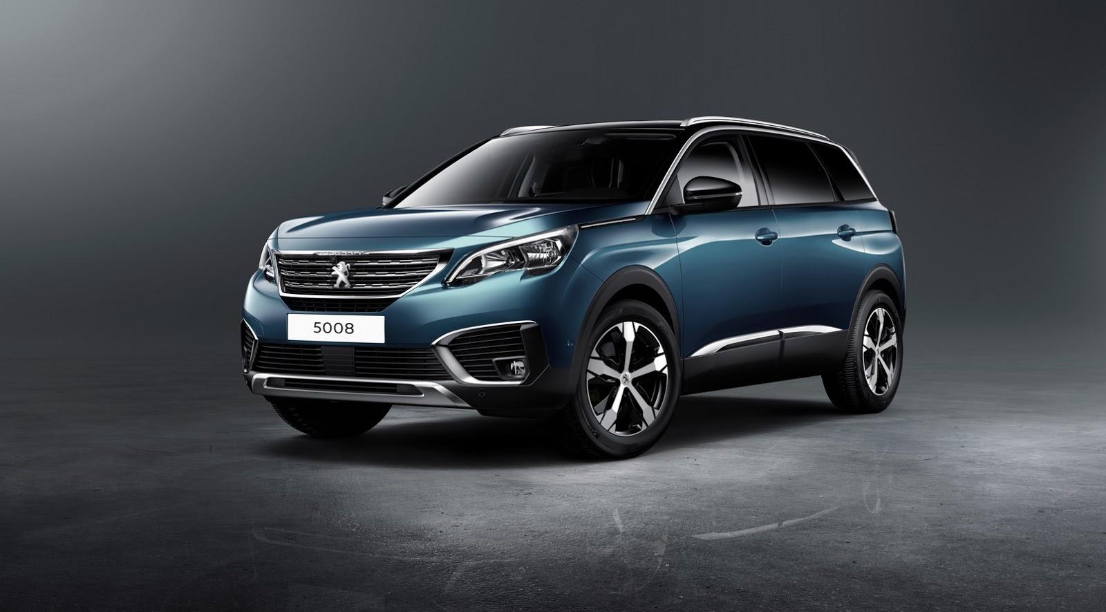 Peugeot 5008 MY 2017