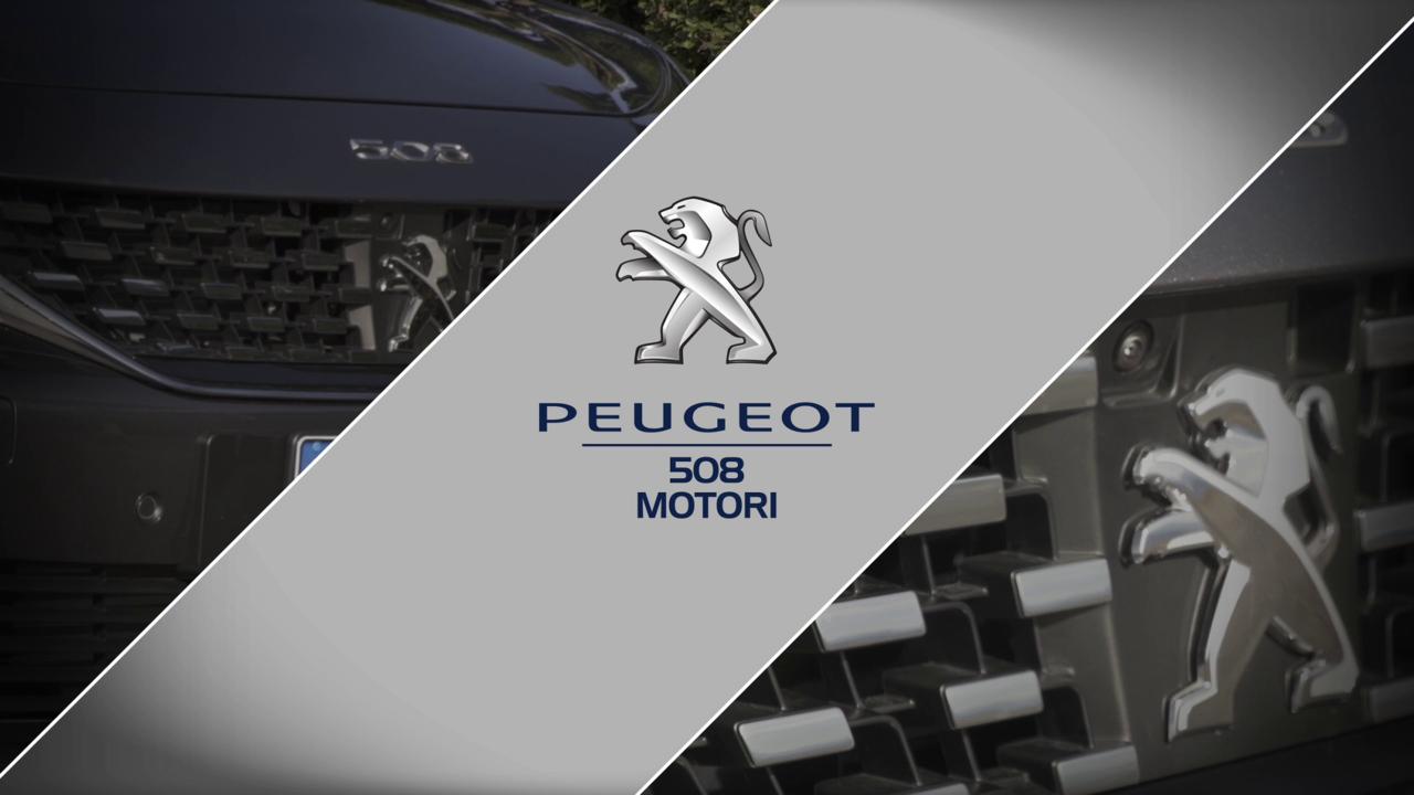 Peugeot 508 - altre immagini