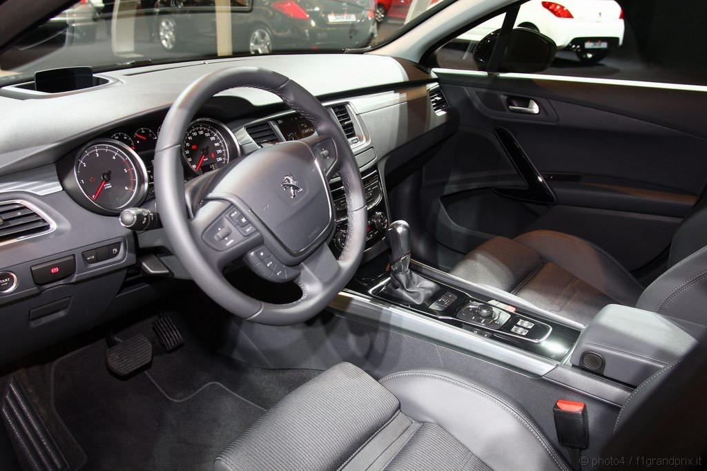 Motor Show 2010 Nuova Peugeot 508