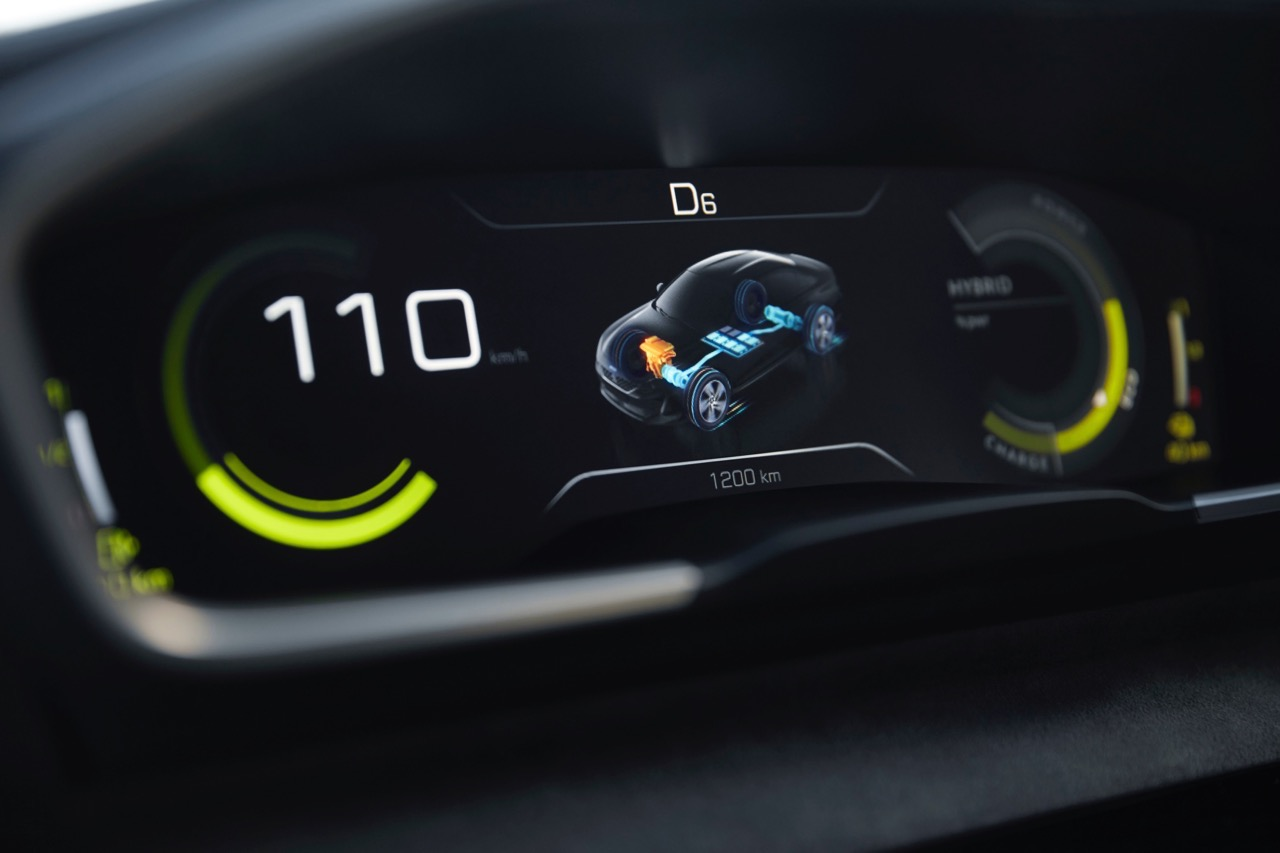Peugeot 508 Peugeot Sport Engineered Concept - Foto ufficiali