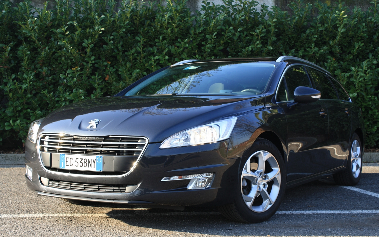 peugeot 508 sw test drive 14 73. Black Bedroom Furniture Sets. Home Design Ideas