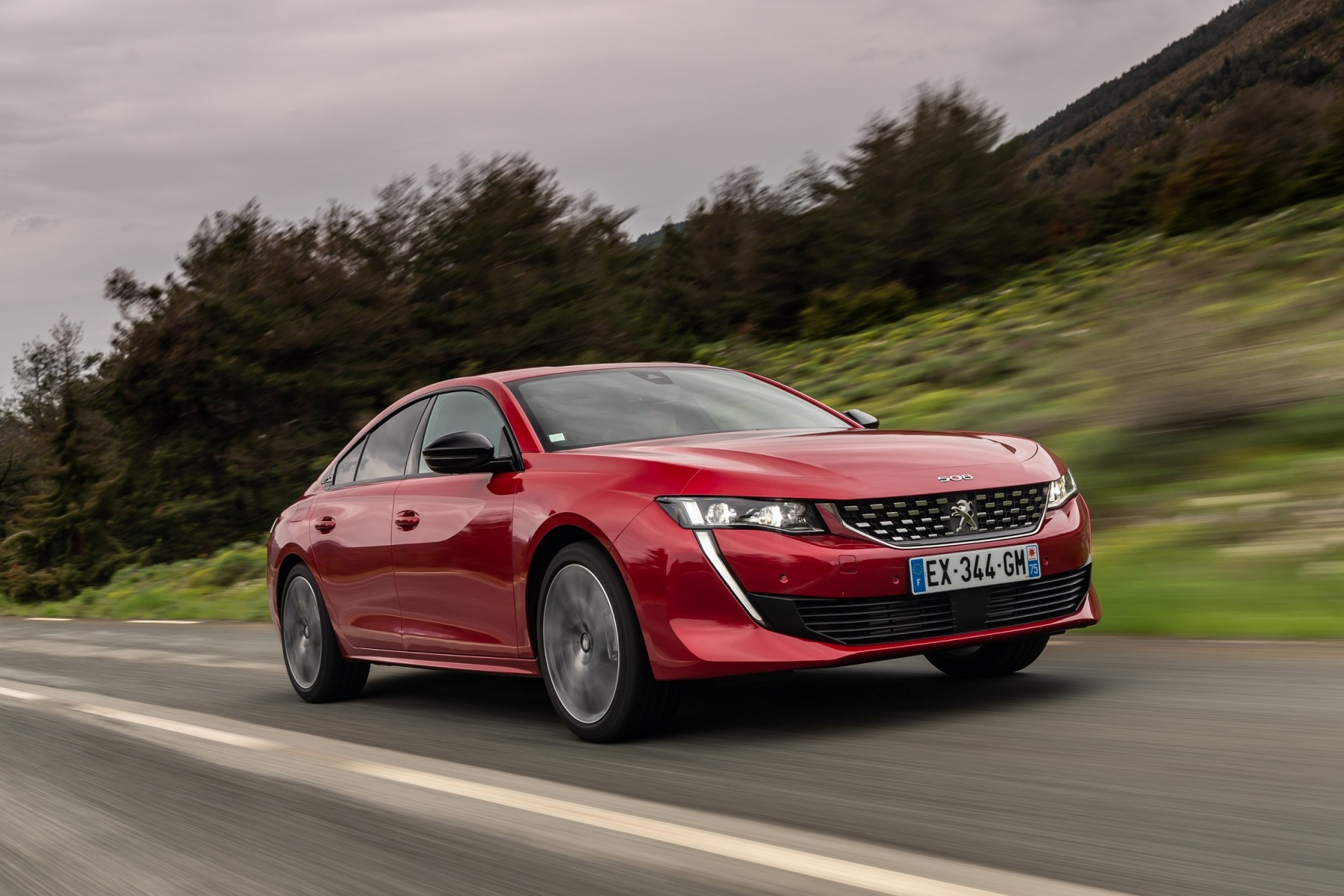 Peugeot - Colori nuova gamma
