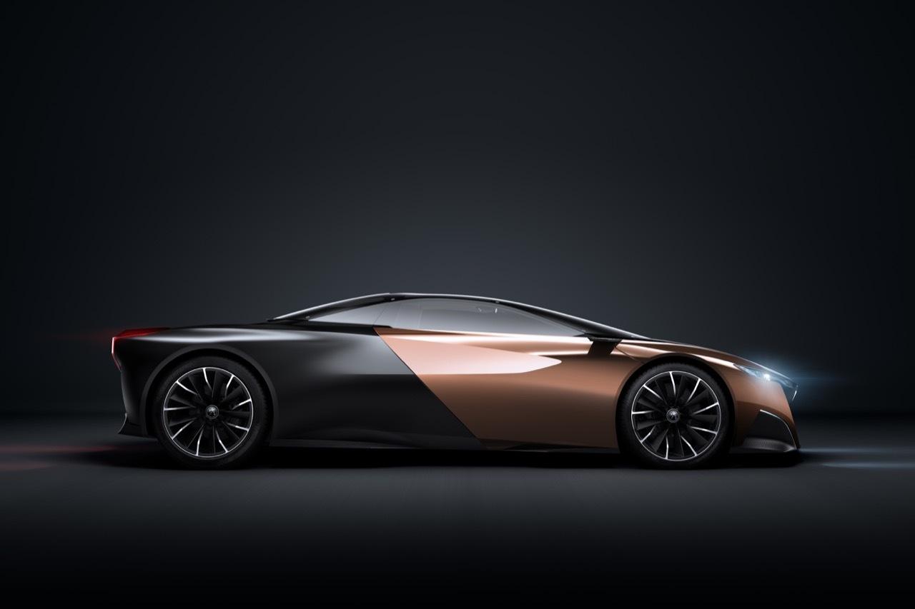 Peugeot - diverse concept car