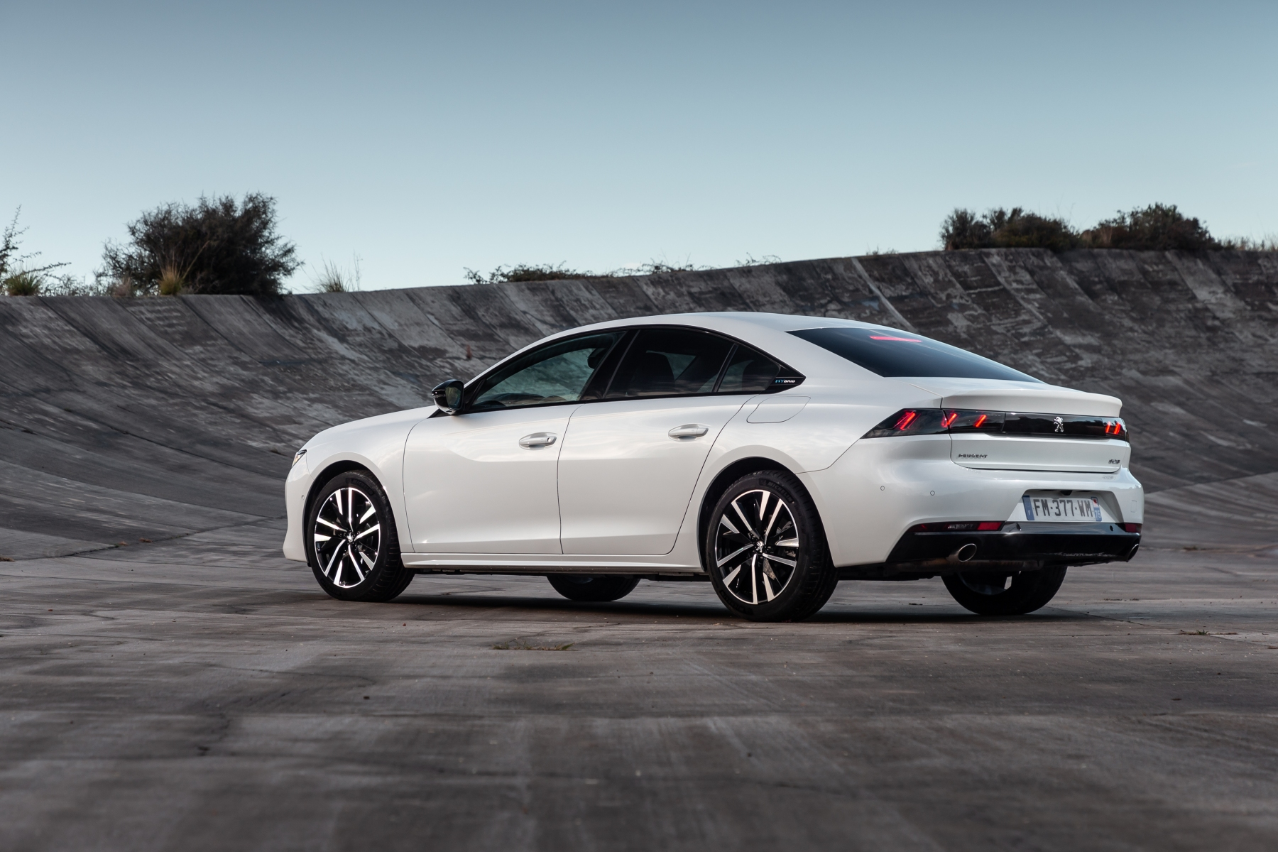 Peugeot  - Gamma elettrificata 2020