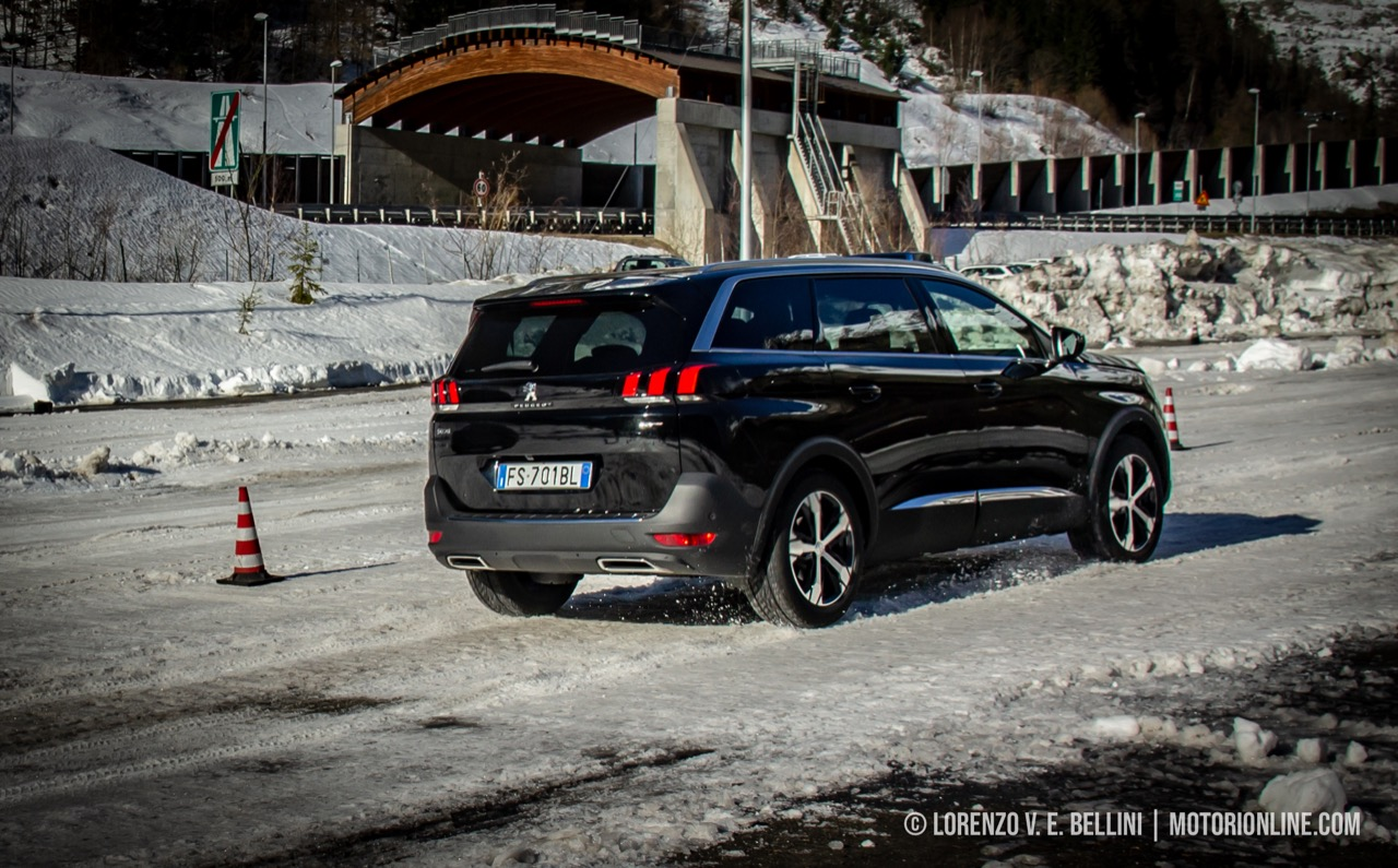 Peugeot Grip Control Speciale