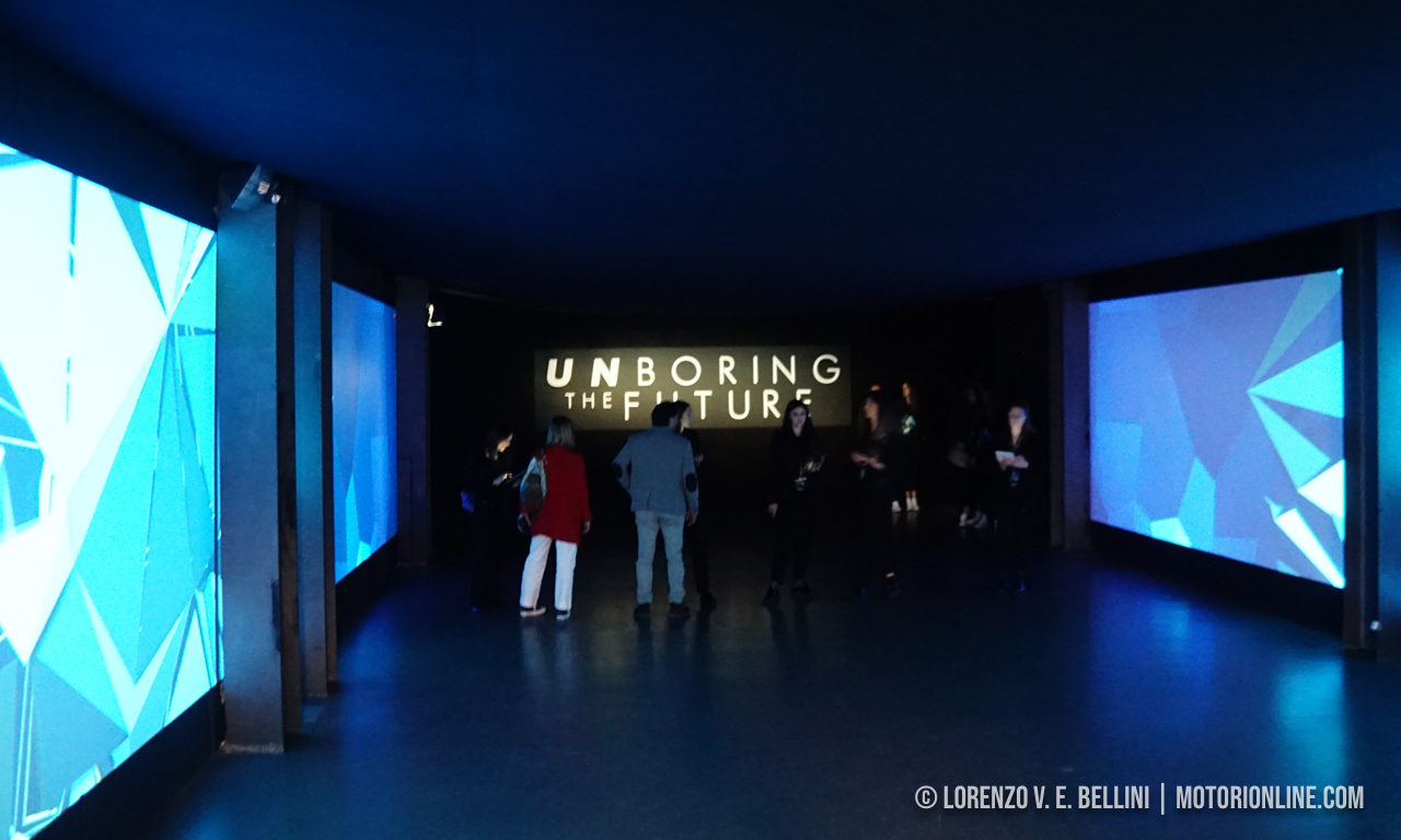 Peugeot Milano Design Week 2019 - Unboring the Future