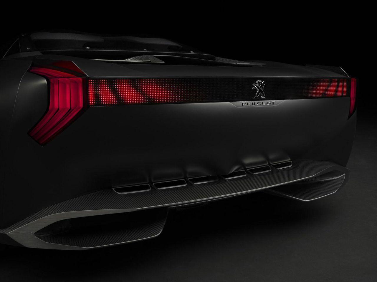 Peugeot Onyx Concept - Salone di Parigi 2012