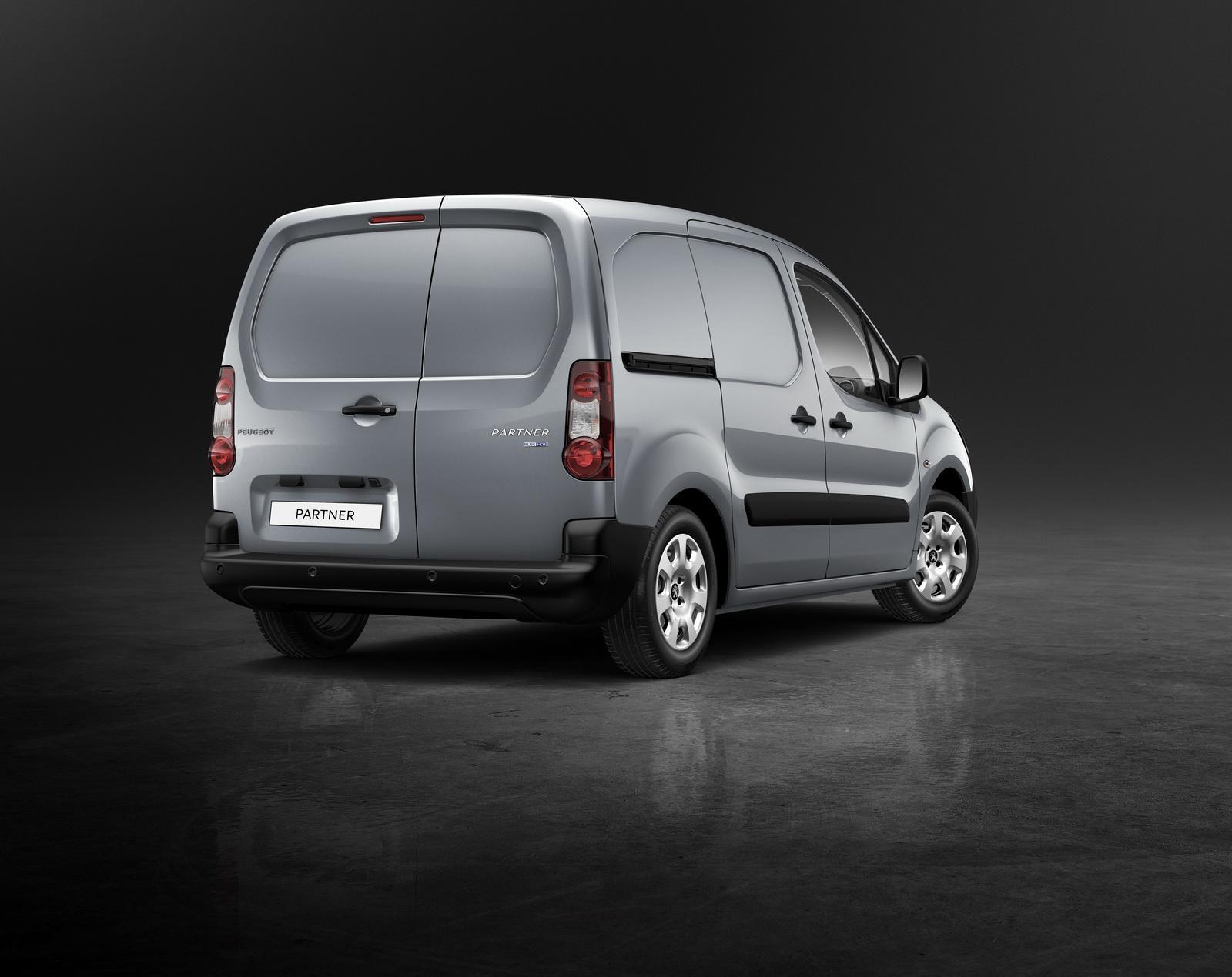 Peugeot Partner 2015