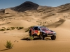 Peugeot Sport al Silk Way Rally 2016 - tappa 13