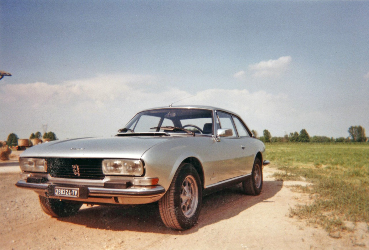 Peugeot - storia motore V8 e V6 PRV