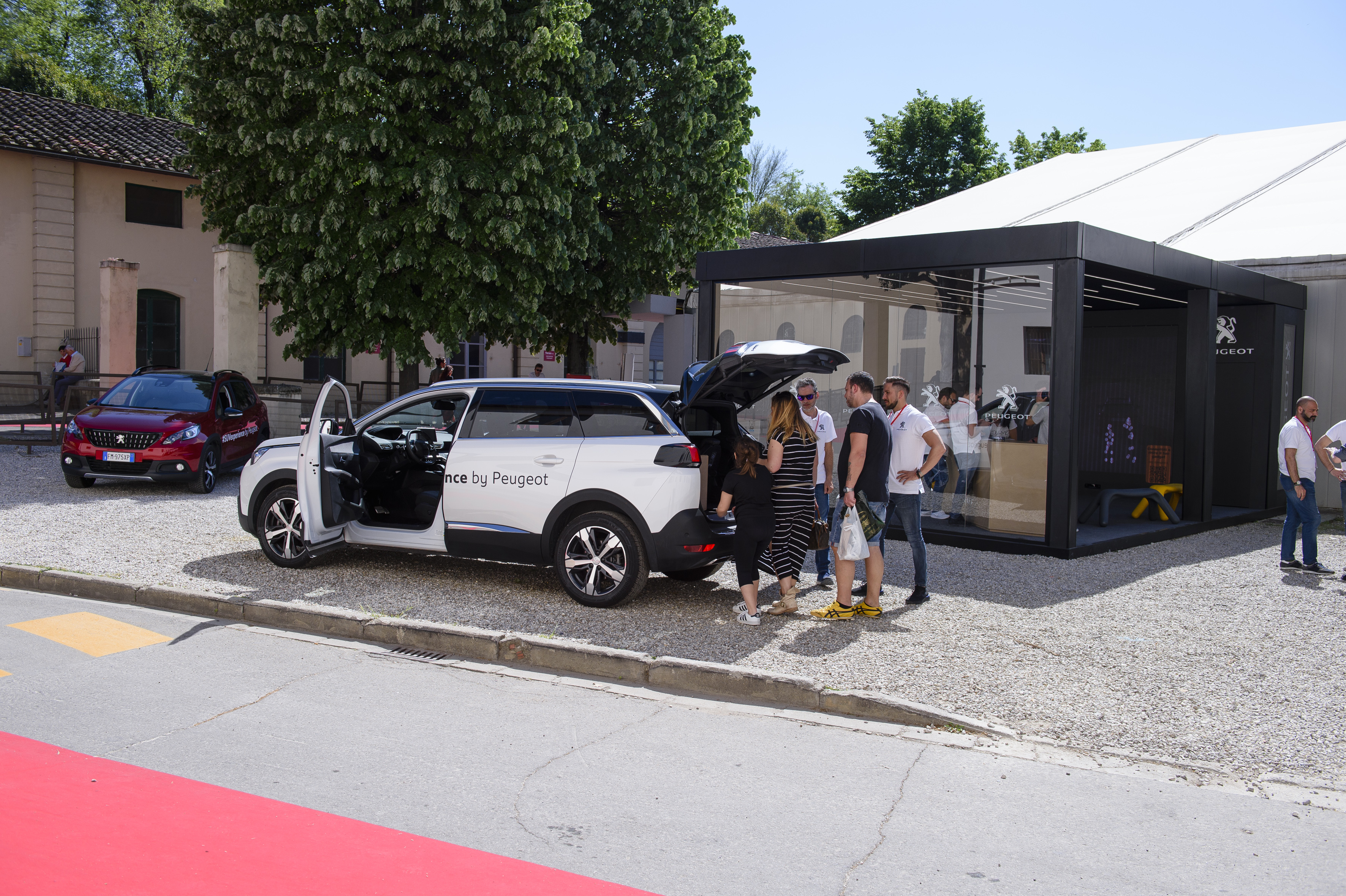 Peugeot SUV Experience Tour