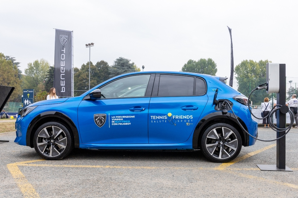 Peugeot - Tennis e Friends 2021
