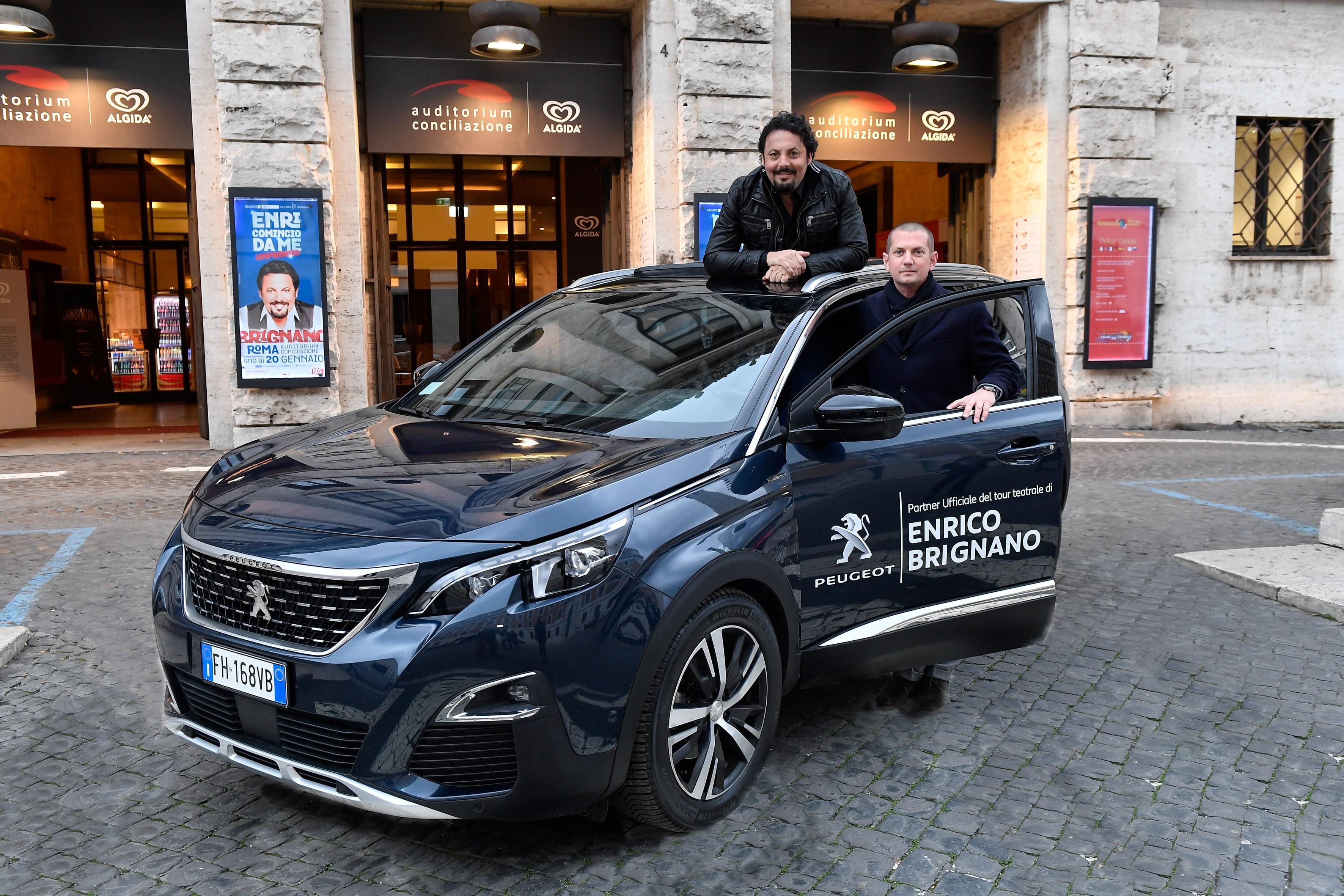 Peugeot - Tour Enrico Brignano