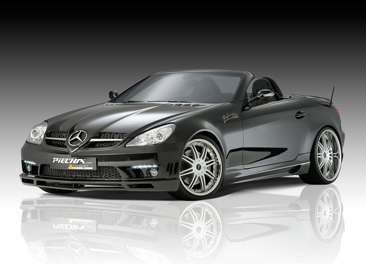 Piecha Design Mercedes Slk R171 4 11