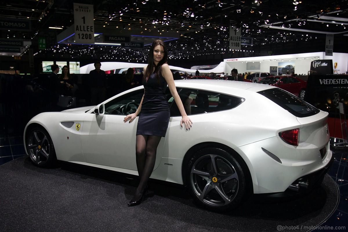 Pininfarina Ferrari FF Ginevra 2011