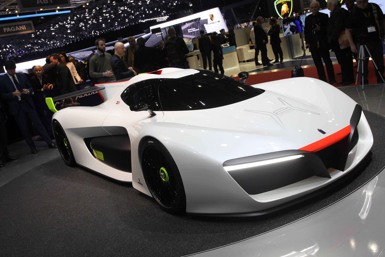 Pininfarina H2 Speed Concept: Pininfarina H2 Speed Concept
