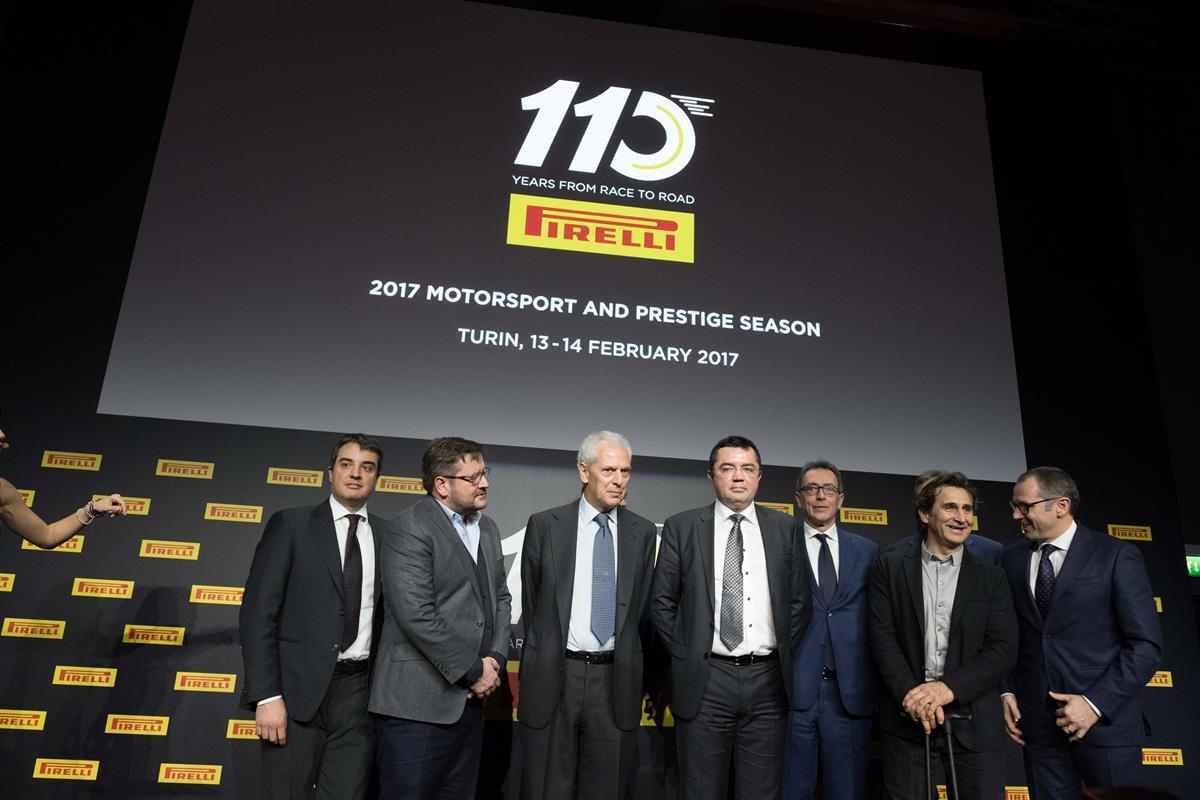Pirelli - 110 anni nel Motorsport