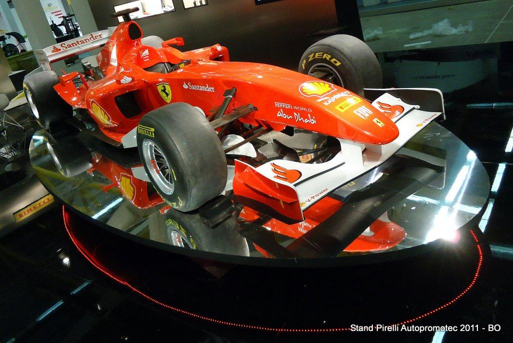 Pirelli - Autopromotec 2011