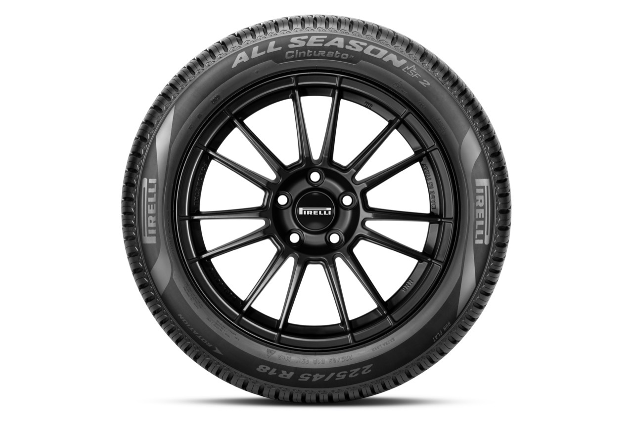 Pirelli Cinturato All Season SF2 - Foto ufficiali