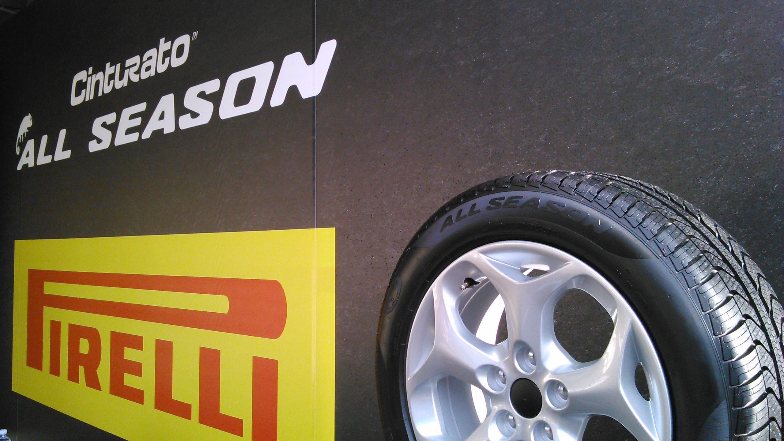 Pirelli Cinturato All Season - Test