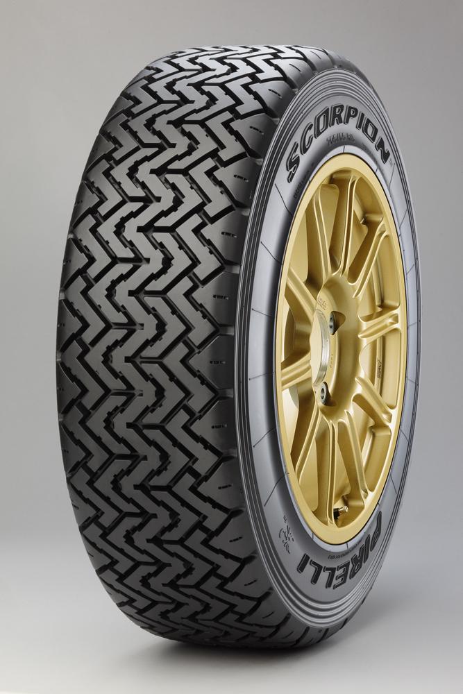 Pirelli - Gamme pneumatici WRC 2014