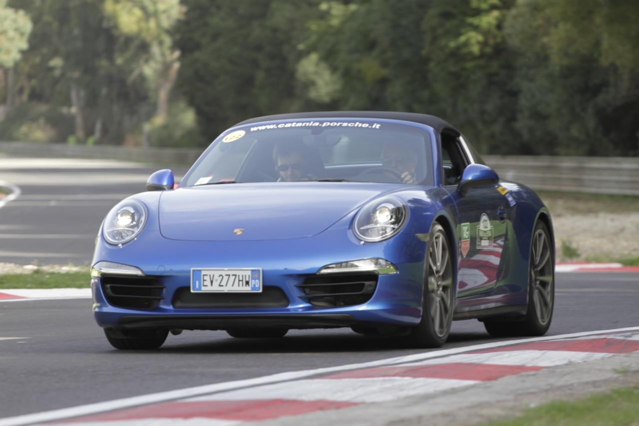 Pirelli P Zero Porsche 911 Targa 4s Foto 8 Di 68