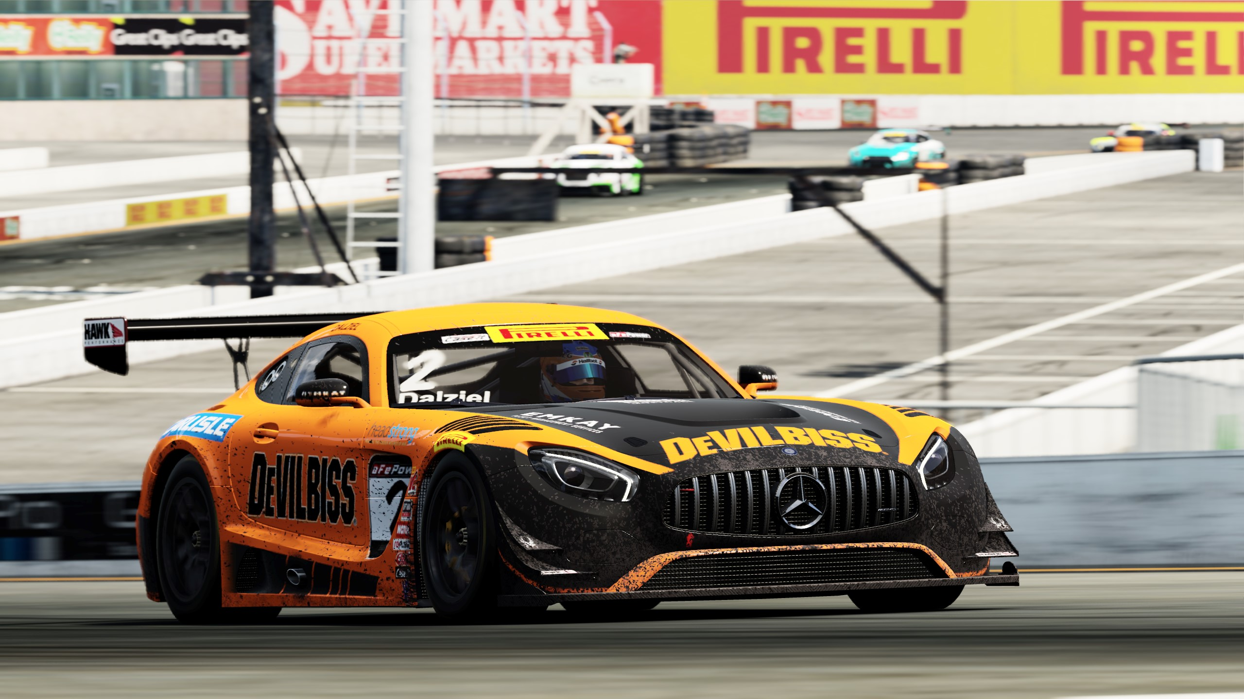 Pirelli - Project Cars 2