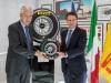 Pirelli - Visita Giuseppe Conte
