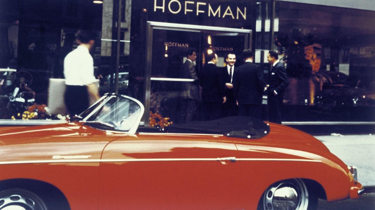 Porsche 70 anni negli USA