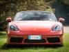 Porsche 718 Boxster S Prova su Strada 2016