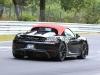 Porsche 718 Boxster Spyder - Foto spia 16-08-2018