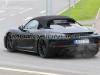 Porsche 718 Boxster Spyder foto spia 17 novembre 2017