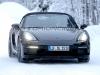 Porsche 718 Boxster Spyder foto spia 2 febbraio 2018