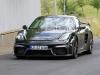 Porsche 718 Cayman GT4 foto spia 26 luglio 2018
