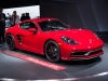 Porsche 718 GTS - Salone di Los Angeles 2017