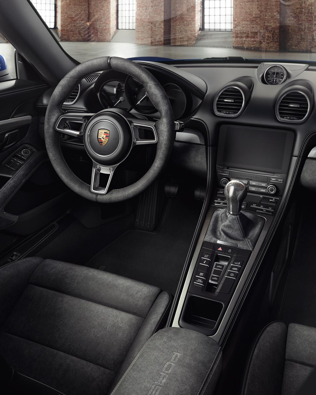 Porsche 718 Spyder 2019 - Porsche Exclusive Manufaktur
