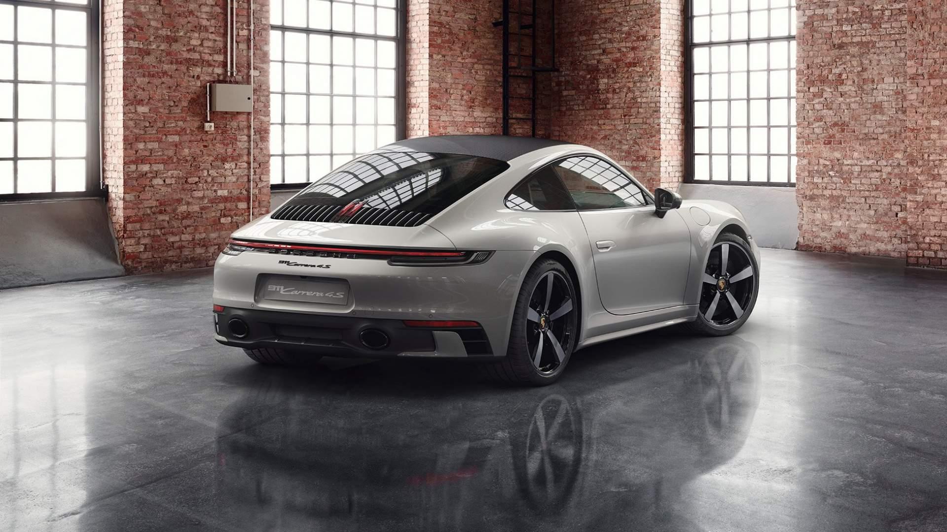 Porsche 911 2019 by Porsche Exclusive