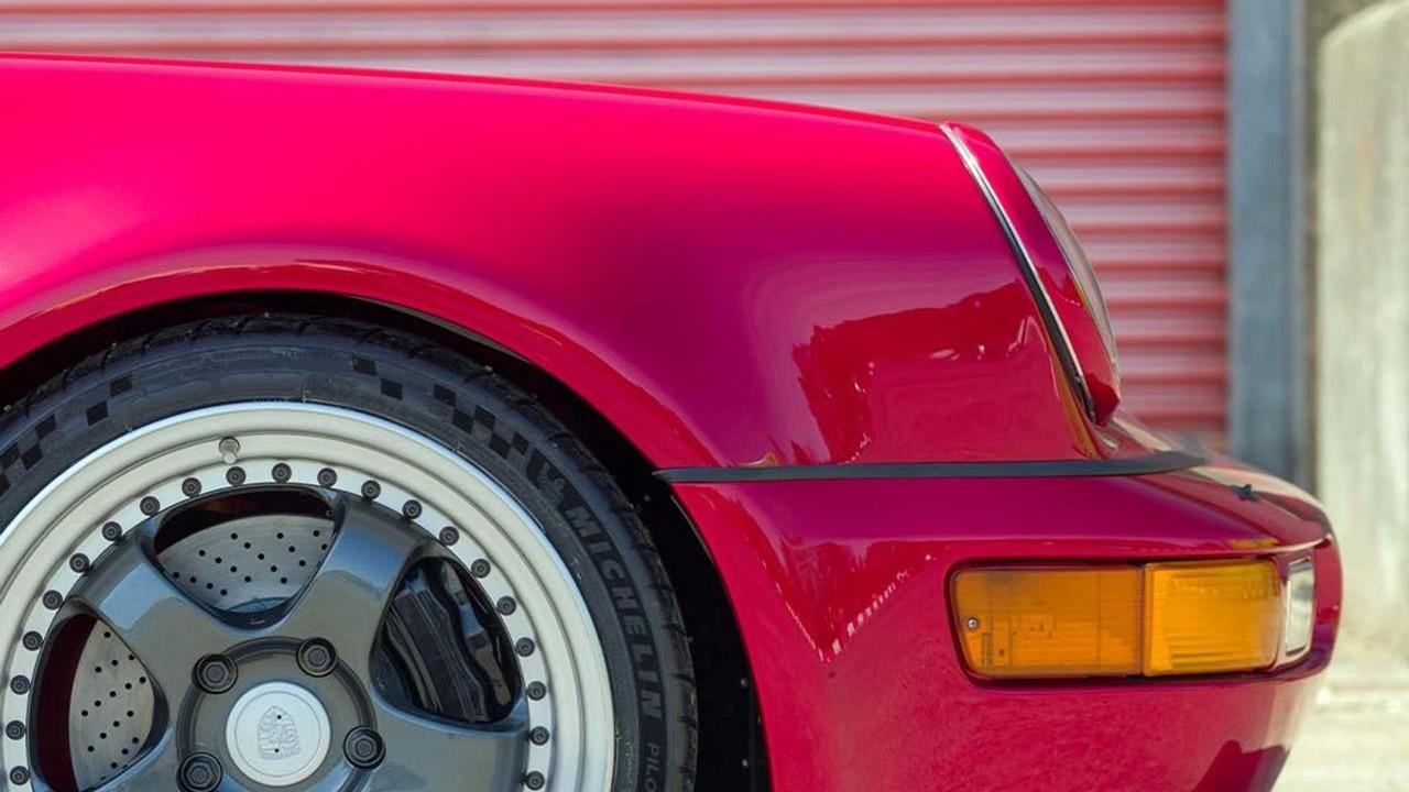 Porsche 911 964 elettrica