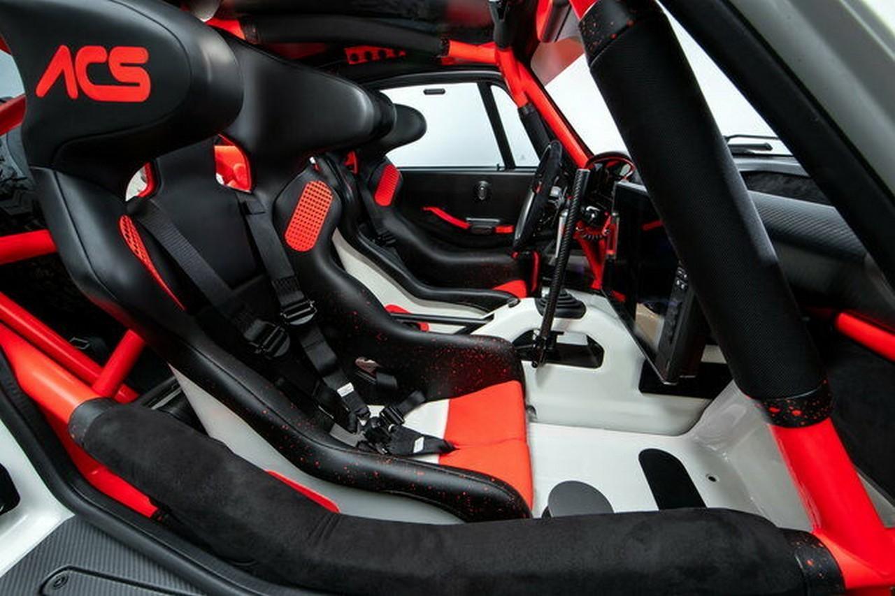 Porsche 911 964 Singer ACS