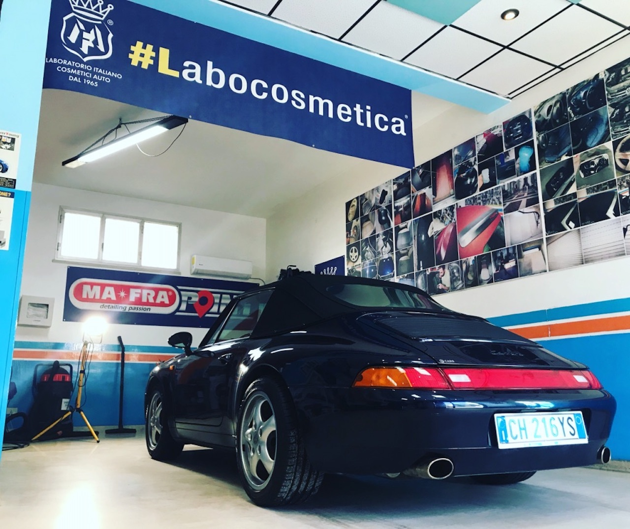 Porsche 911 (993) - #Labocosmetica - Full Detailing